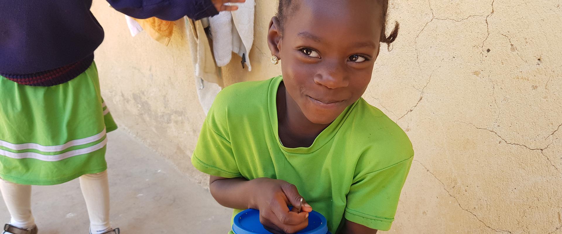 Geef getraumatiseerde kinderen in Nigeria een hoopvolle toekomst